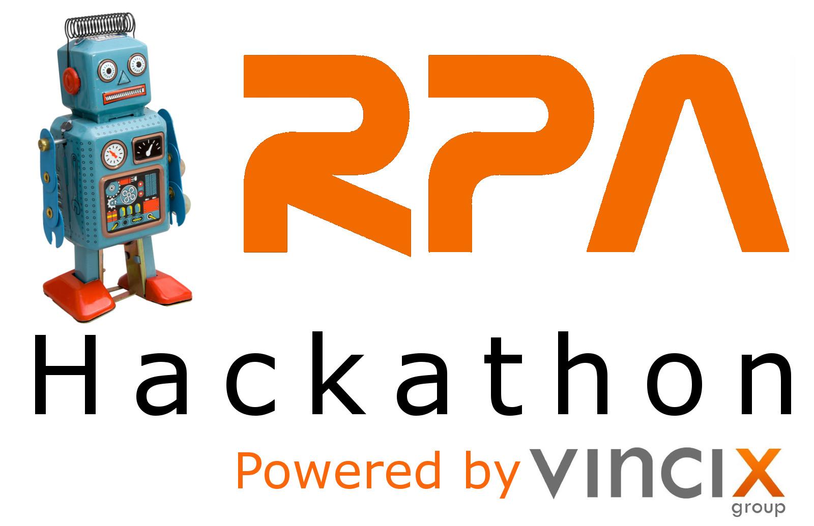 Hackathon RPA