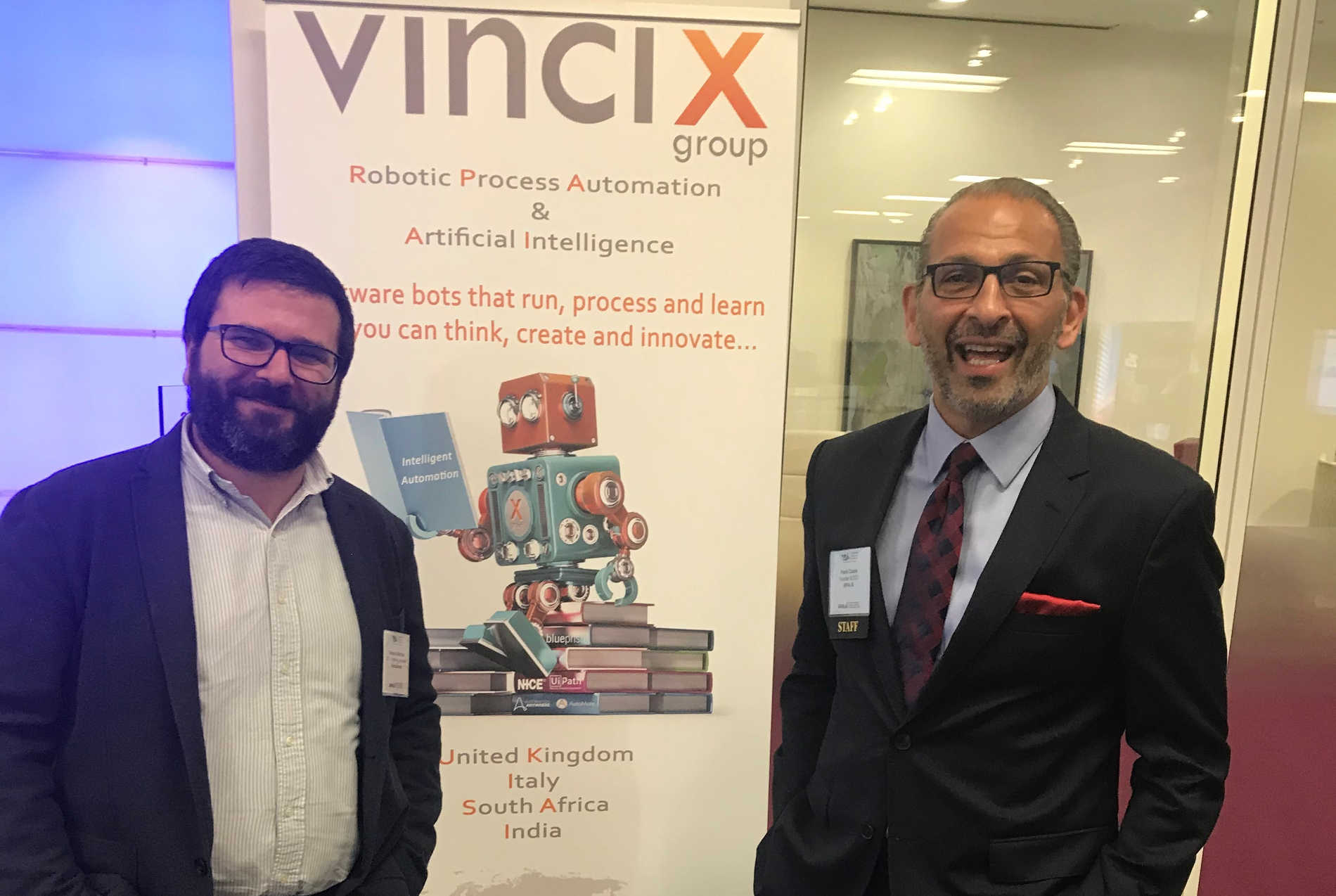 Automation Innovation Conference IRPAAI – Vincix Group