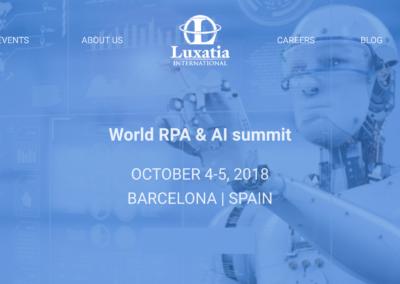 World RPA & Summit