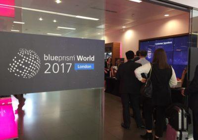 blueprism World 2017