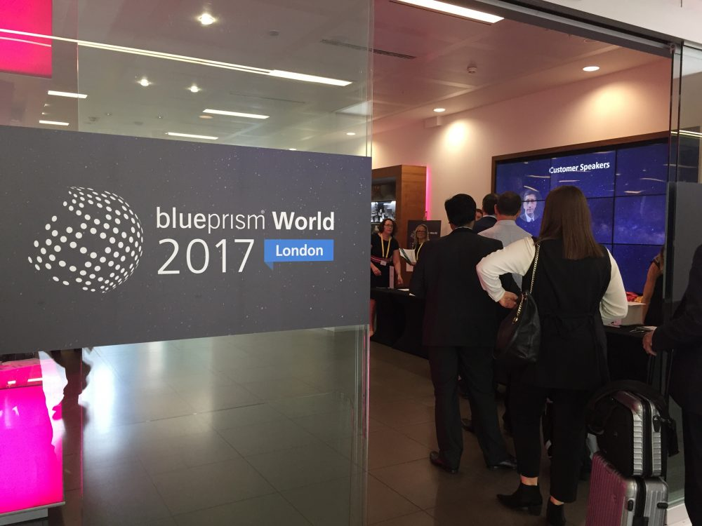 blueprism World 2017