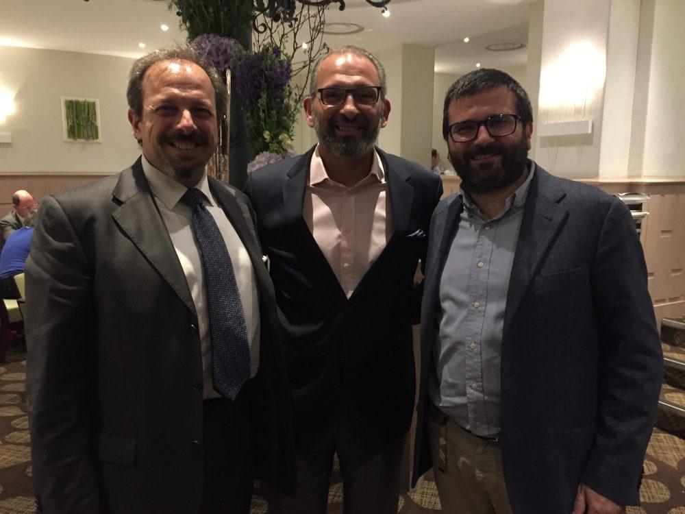 Giovanni Sestili & Frank Casale & Vincenzo Marchica
