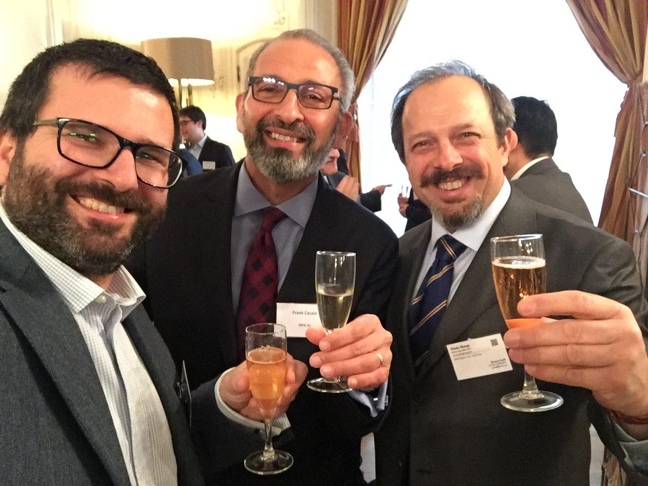 Vincenzo Marchica & Frank Casale & Giovanni Sestili