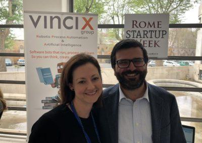 Maria Cristina Zino & Vincenzo Marchica