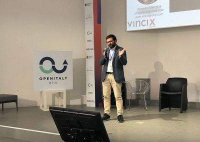 Vincenzo Marchica's speech