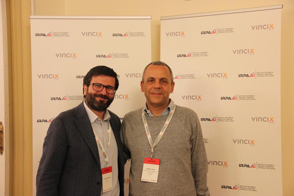Vincenzo Marchica & Roberto Topo