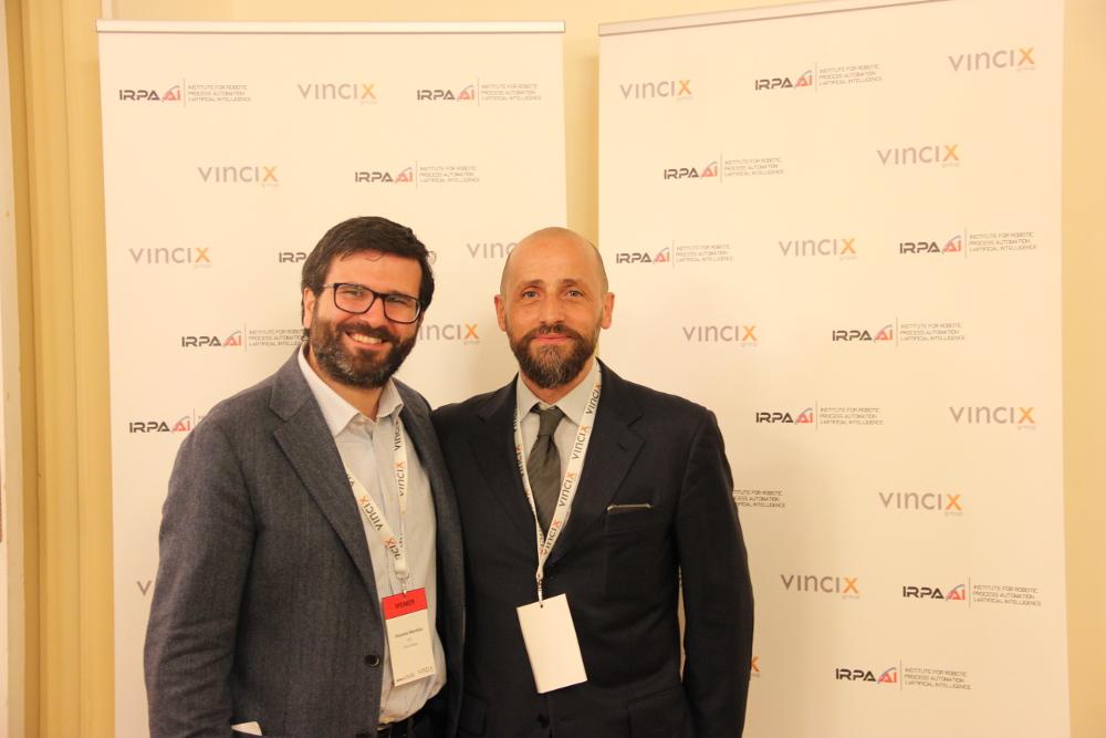 Vincenzo Marchica & Luigi Greco