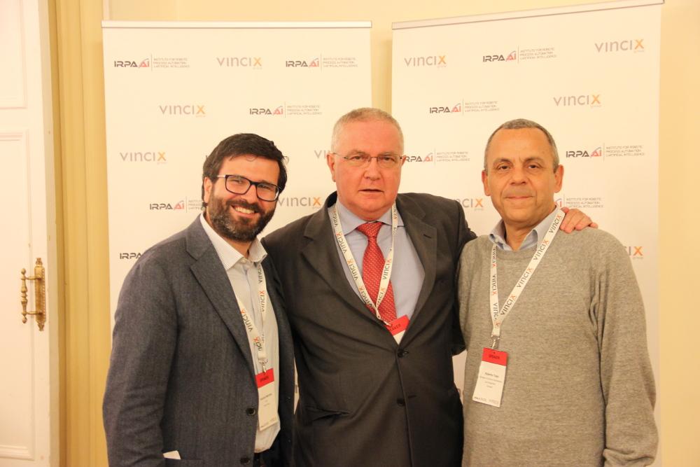 Vincenzo Marchica & Francesco De Bellis & Roberto Topo
