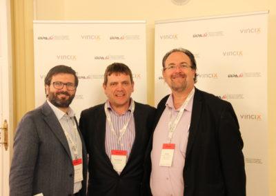 Vincenzo Marchica & Rod Willmott & Rob Kink