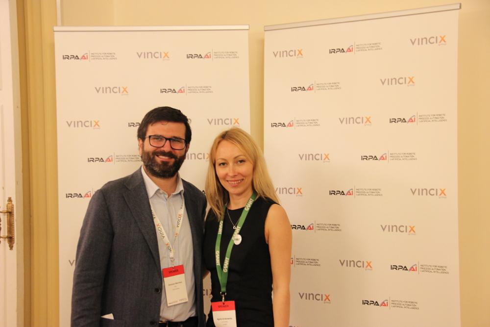 Vincenzo Marchica & Agata Krokowska