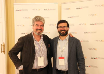 Fabio Lisca & Vincenzo Marchica