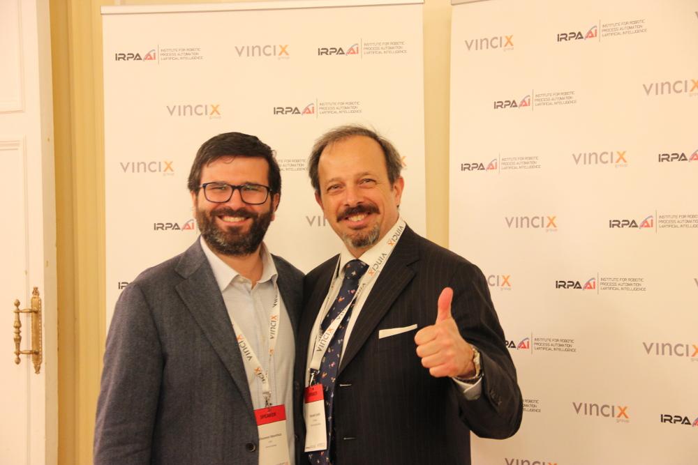 Vincenzo Marchica & Giovanni Sestili