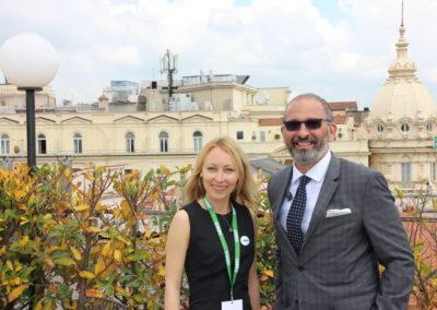 Agata Krokowska & Frank Casale