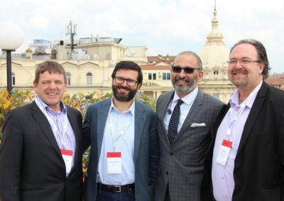 Rod Willmott & Vincenzo Marchica & Frank Casale & Rob King