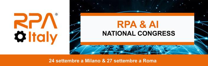 RPA & AI National Congress 2019