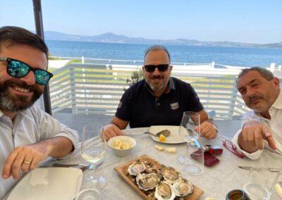 Vincenzo, Giovanni e Marco