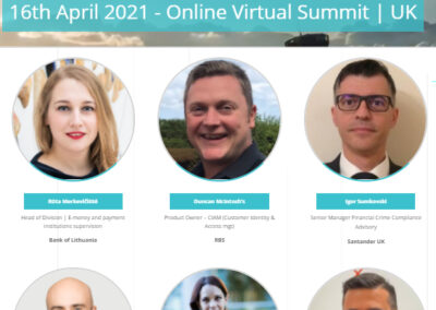 AI Fraud AML Summit – 2021