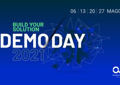 Demoday 2021 – OPEN ITALY