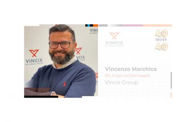 Intervista al nostro Chief Evangelist e CEO Vincenzo Marchica